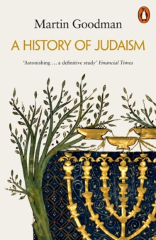 Image for A history of Judaism
