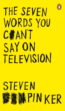 Image for The seven words you can't say on television