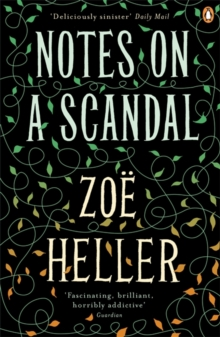 Image for Notes on a scandal