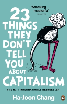 Image for 23 things they don't tell you about capitalism
