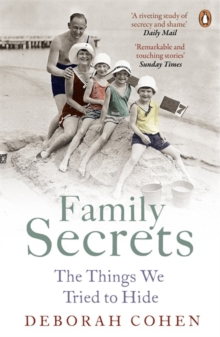Image for Family secrets  : the things we tried to hide
