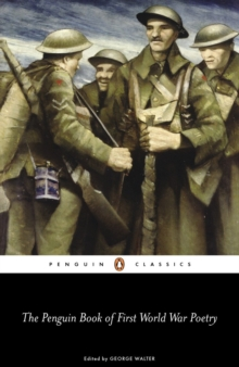 Image for The Penguin book of First World War poetry
