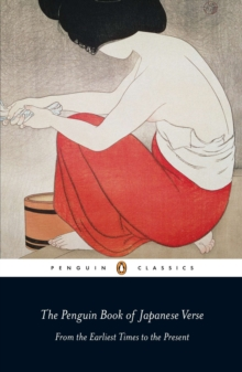 Image for The Penguin book of Japanese verse