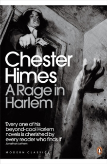 Image for A rage in Harlem