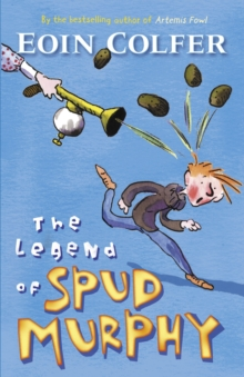 Image for The legend of Spud Murphy