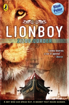 Image for Lion boy