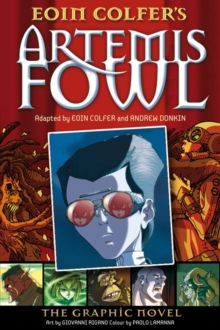 Eoin Colfer's Artemis Fowl by Donkin, Andrew cover image
