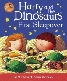 Image for Harry and the dinosaurs first sleepover