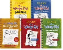 Image for DIARY OF A WIMPY KID 5 X18 BACKLST STCKP