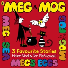 Image for Meg and Mog  : three favourite stories
