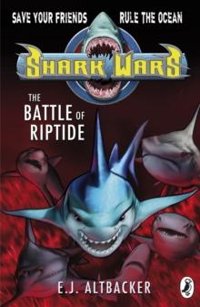 Image for Shark Wars: The Battle of Riptide