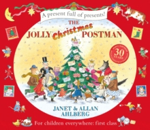 The jolly Christmas postman - Ahlberg, Allan