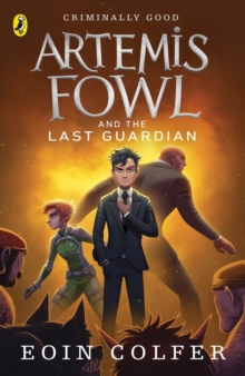 Image for Artemis Fowl and the last guardian
