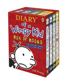 Image for Diary of a Wimpy Kid Box of Books