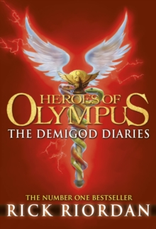 Image for The demigod diaries