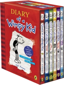 Image for Diary of a Wimpy Kid - 6 copy slipcase