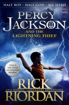 Image for Percy Jackson and the Lightning Thief (Book 1 of Percy Jackson)
