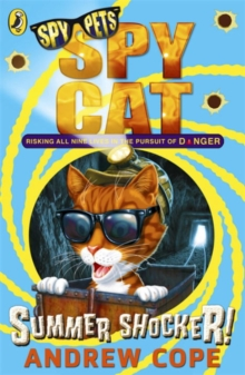 Image for Spy cat  : summer shocker!