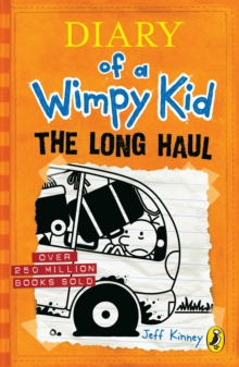 Diary of a Wimpy Kid: The Long Haul (Book 9)