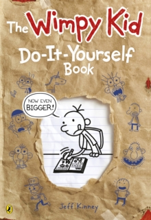 Image for Diary of a Wimpy Kid: Do-It-Yourself Book *NEW large format*