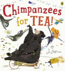 Image for Chimpanzees for tea!