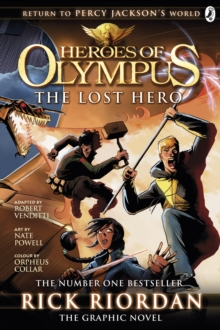 Image for The Lost Hero: The Graphic Novel (Heroes of Olympus Book 1)