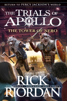 The tower of Nero - Riordan, Rick