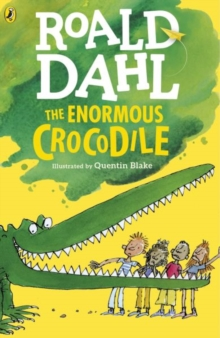 Image for The enormous crocodile