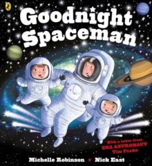 Goodnight spaceman - Robinson, Michelle