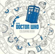 Doctor Who: The Colouring Book -