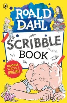 Image for Roald Dahl Scribble Book