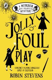 Jolly foul play - Stevens, Robin