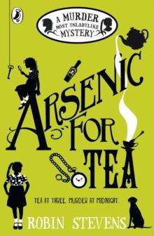 Arsenic for tea - Stevens, Robin