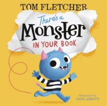 Image for There's a monster in your book