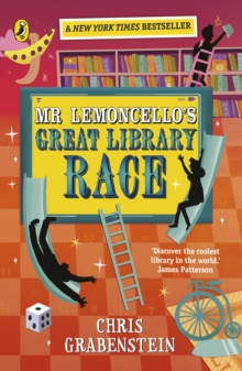 Image for Mr Lemoncello's great library race