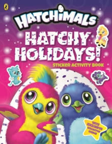 Image for Hatchimals: Hatchy Holidays! Sticker Activity Book