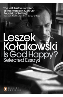 Image for Is God happy?  : selected essays