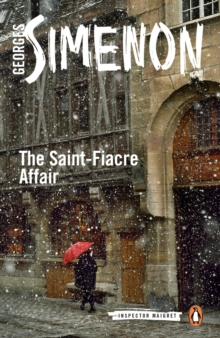 Image for The Saint-Fiacre affair