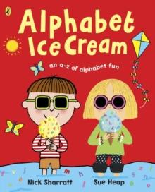 Image for Alphabet ice cream