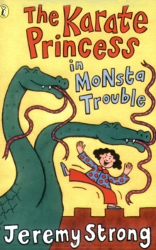 Image for The Karate Princess in monsta trouble