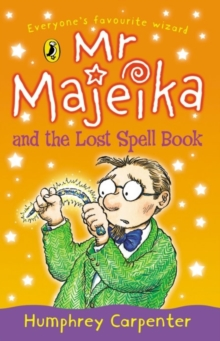 Image for Mr Majeika and the lost spell book