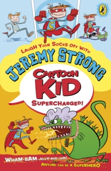 Image for Cartoon Kid, supercharged!