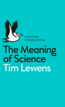 Image for The meaning of science