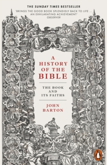 Image for A history of the Bible  : the book and its faiths