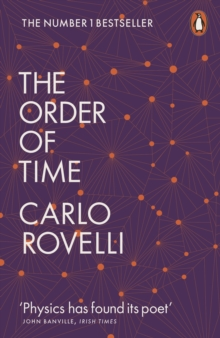 Image for The order of time