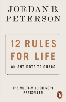 Image for 12 rules for life  : an antidote to chaos