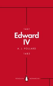 Image for Edward IV  : the summer king