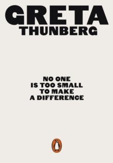 Image for No One Is Too Small to Make a Difference