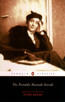 Image for The portable Hannah Arendt