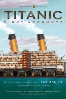 Image for Titanic, first accounts